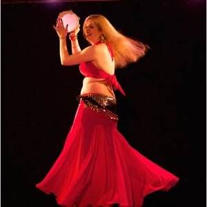 La danse orientale un peu, beaucoup... passionnément!
