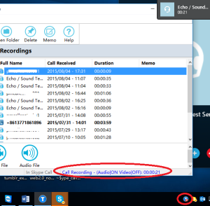 Skype Software Watchs