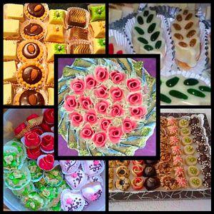 Nour gâteaux oriental