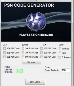 how to get free psn codes 2014
