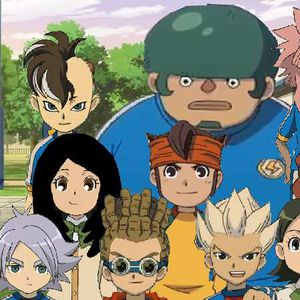 Inazuma eleven fiction