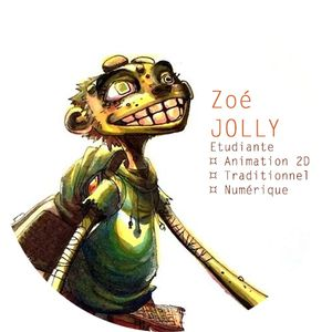 Zoé Jolly :: Artbook