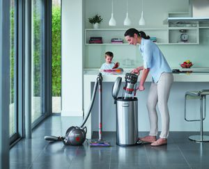 Dyson aspirapolvere Cinetic Big Ball: grandi prestazioni
