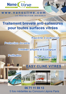 PROTECTION VITRES DURABLE