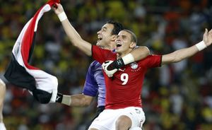 Egypt Ends Warriors' World Cup Dream