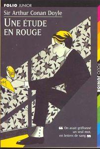 Une étude en rouge - Sir Arthur Conan Doyle