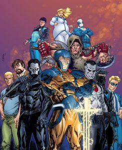 Les héros Valiant