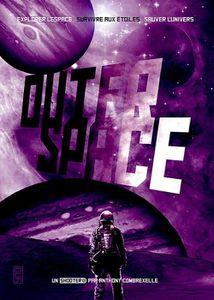 OUTER SPACE, un gros shoot dans l'infini