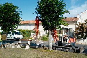 Chenac-Saint-Seurin-d'Uzet :  Les forces de l'ordre appelées en renfort