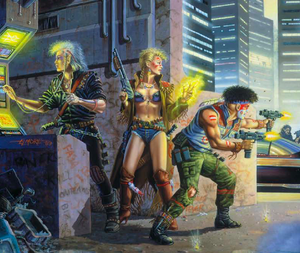 Savage Shadowrun — Introduction