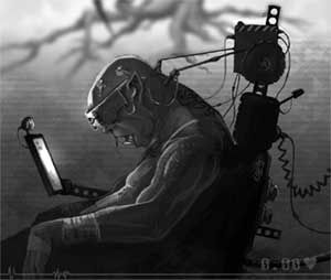Savage Shadowrun - Les riggers