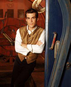 Simon, médecin de l'équipage de Serenity