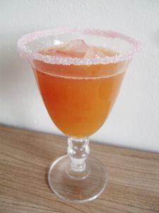 Cocktail sans alcool &quot&#x3B;L'indien&quot&#x3B;