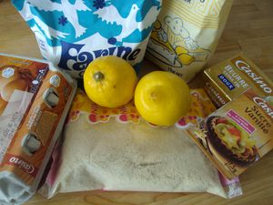 Mini-tartelettes au citron meringuée