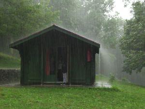 Lundi c'est jours de pluie !!!