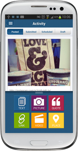 The Android APP for the new version now available!