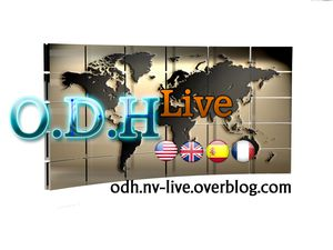 Welcome to ODH Live - French UFO-Cast