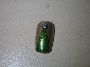 Nail Art Chic De Noël