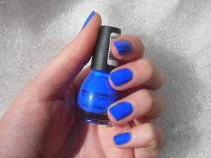 Sinful Colors - Bleu Electrique
