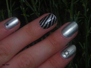 Nail Art Tout En Stickers !