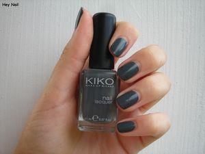 Kiko n°326 - Graphite Gray