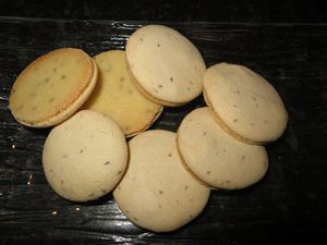 Les Biscuits d'anis