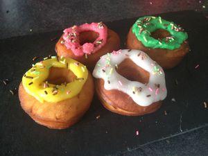 &quot&#x3B;Oh Pinaise&quot&#x3B; des Donut's