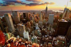 Notti gratis nella ricca estate di New York