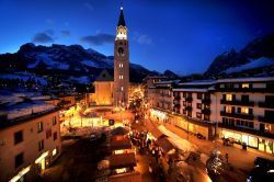 Ponte dell'Immacolata, al via il Long Fashion Weekend di Cortina d'Ampezzo