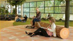 Schiphol Airport Park: ad Amsterdam la sala d'attesa è…nel parco