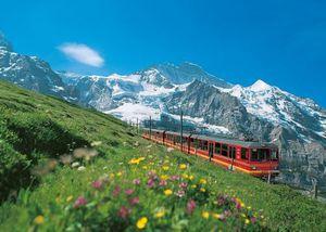Svizzera: il paradiso dei treni