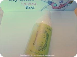 Cocooning automnal avec la Little Box de Novembre.