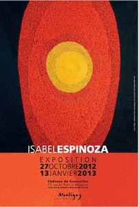 Montigny-lès-Metz : Expo Isabel Espinoza jusqu'au 13 janvier 2013