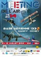 Meeting de l'air de Nancy-Ochey les 5 et 6 juillet