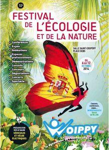 Festival de l'Ecologie et de la Nature 2014 de Woippy