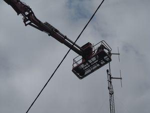 RPL 89.2, la Radio Du Pays Lorrain Travaux de maintenance sur l'émetteur