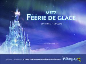 Metz Féérie de glace, Noël 2015