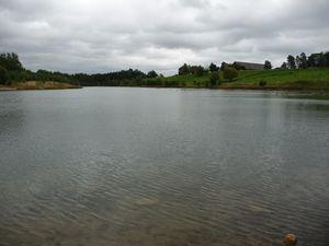 Lambohov Lake