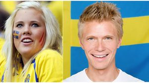 Swedish people blond ? Reality or lie...