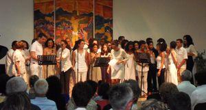 Les auditions et concerts de juin