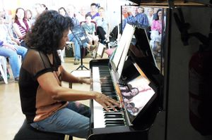 Audition de piano et de guitare du 9 juin