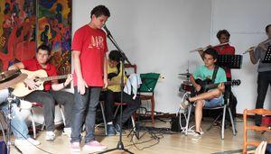 Le concert du 22 Juin 2013