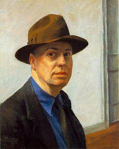 A vos carnets... Edward Hopper au Grand Palais - Paris