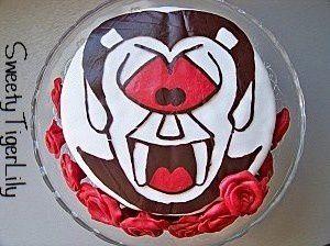 Gâteau Dracula