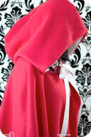 Couture - Petit Chaperon rouge