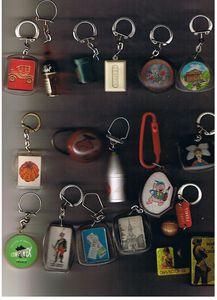 A échanger porte clef contre magnet :