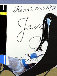 [ Installation Multimédia ] Jazz, D'après Matisse (Nice, juin 2013)