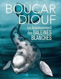 « Le brunissement des baleines blanches » de Boucar Diouf