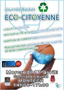 Journée Eco-citoyenne le mercredi 17 avril