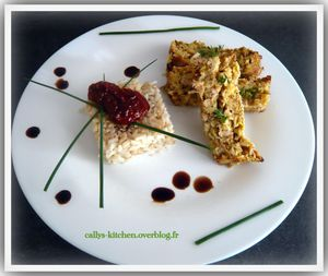 TERRINE COURGETTES-EMMENTAL